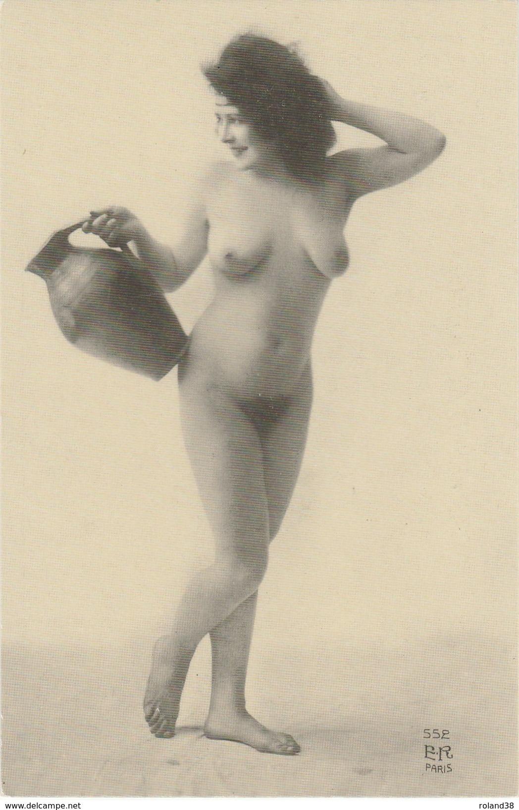 Lot De 6 Cartes Nus Féminins (reproductions) TBE - Cartes Postales
