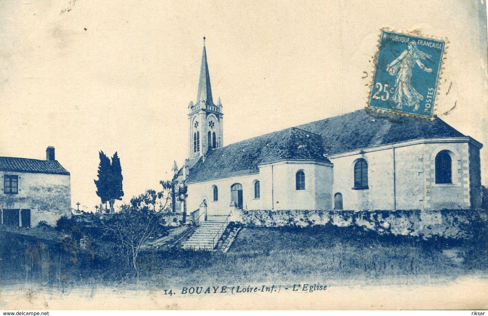 BOUAYE - Bouaye