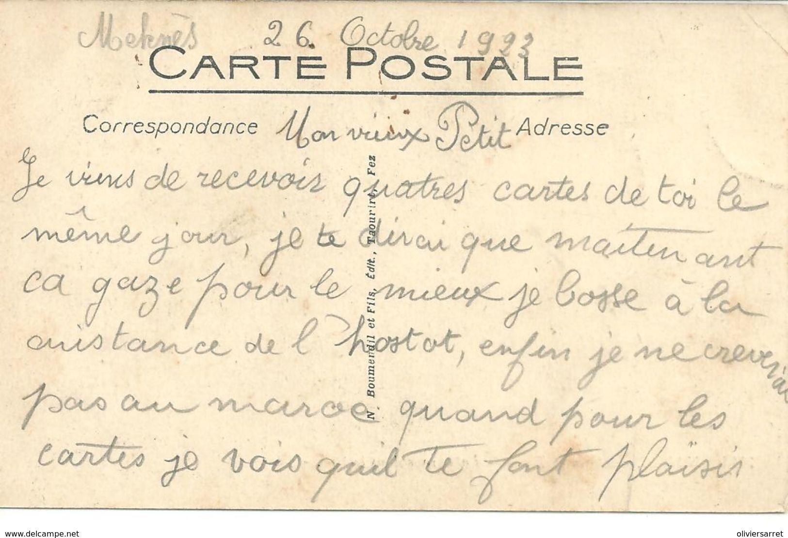 Afrique   Chameaux   Labourage - Cartes Postales