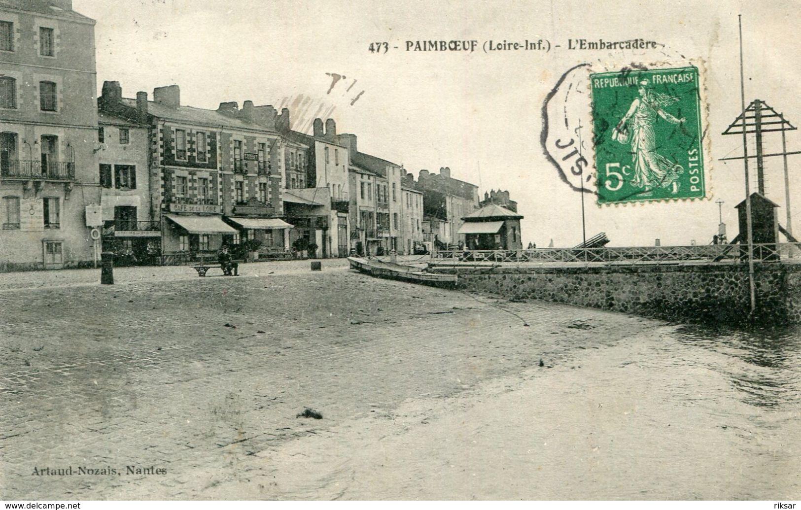 PAIMBOEUF - Paimboeuf