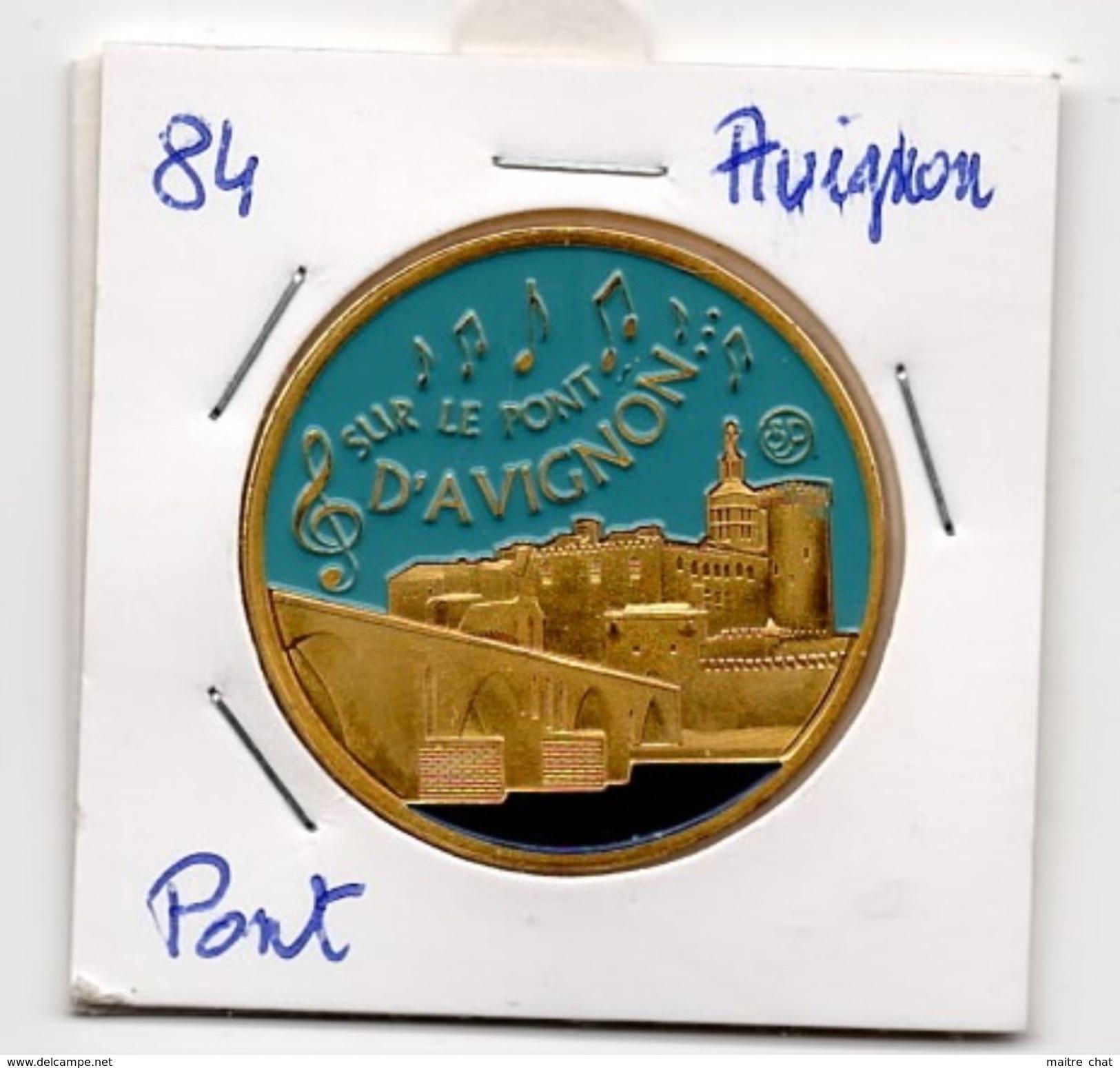 Avignon - 84 : Le Pont (Souvenirs Et Patrimoine) - Tourist
