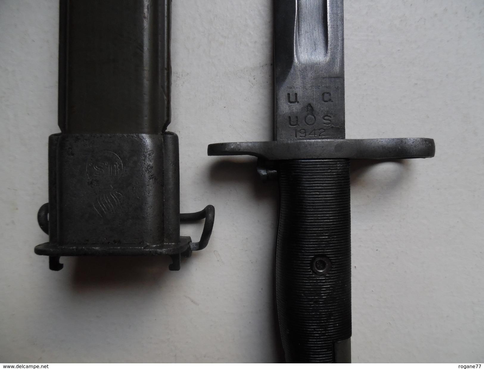 BAIONNETTE  U.S. - Armes Blanches