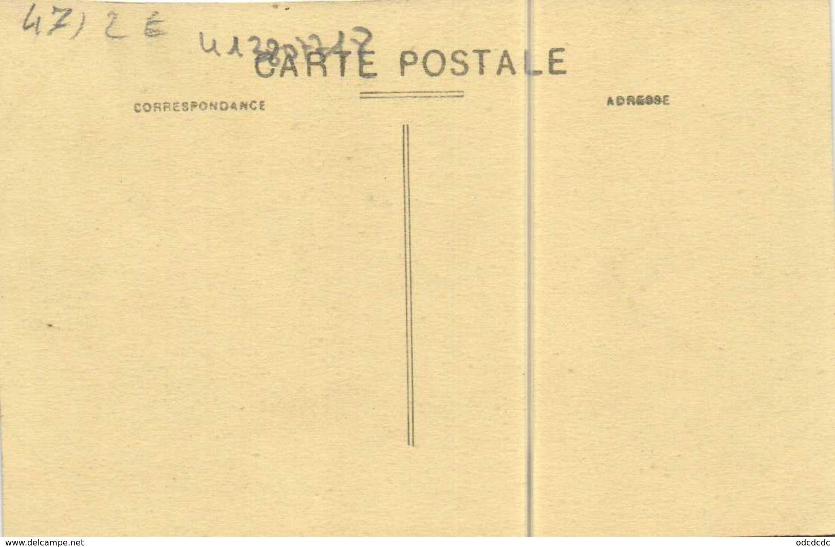 LE NOMDIEU (Lot Et Gar) Grande Rue Voiture Recto Verso - France