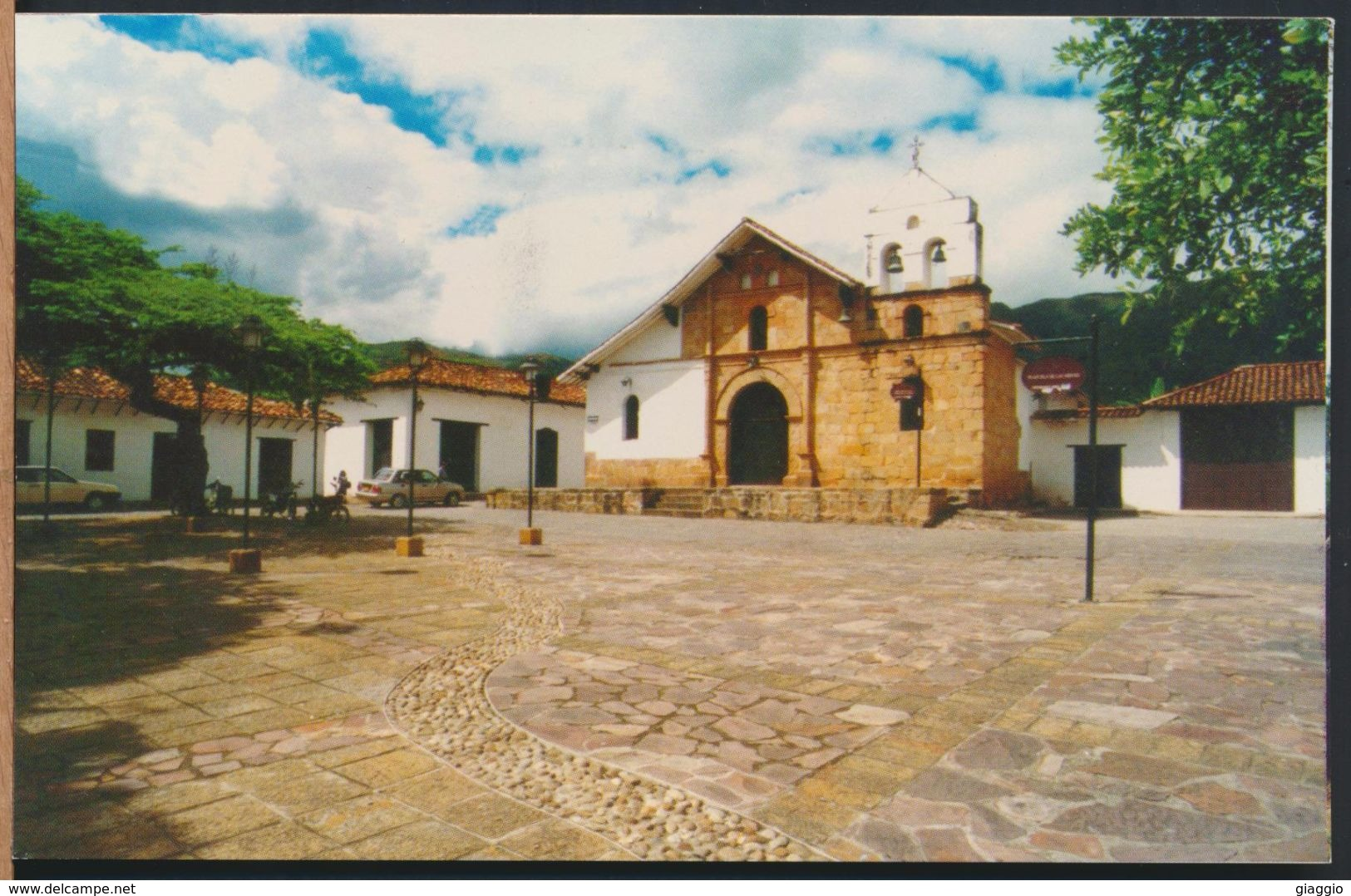 °°° 9374 - COLOMBIA - GIRON - CAPILLA DE LAS NIEVES °°° - Colombia