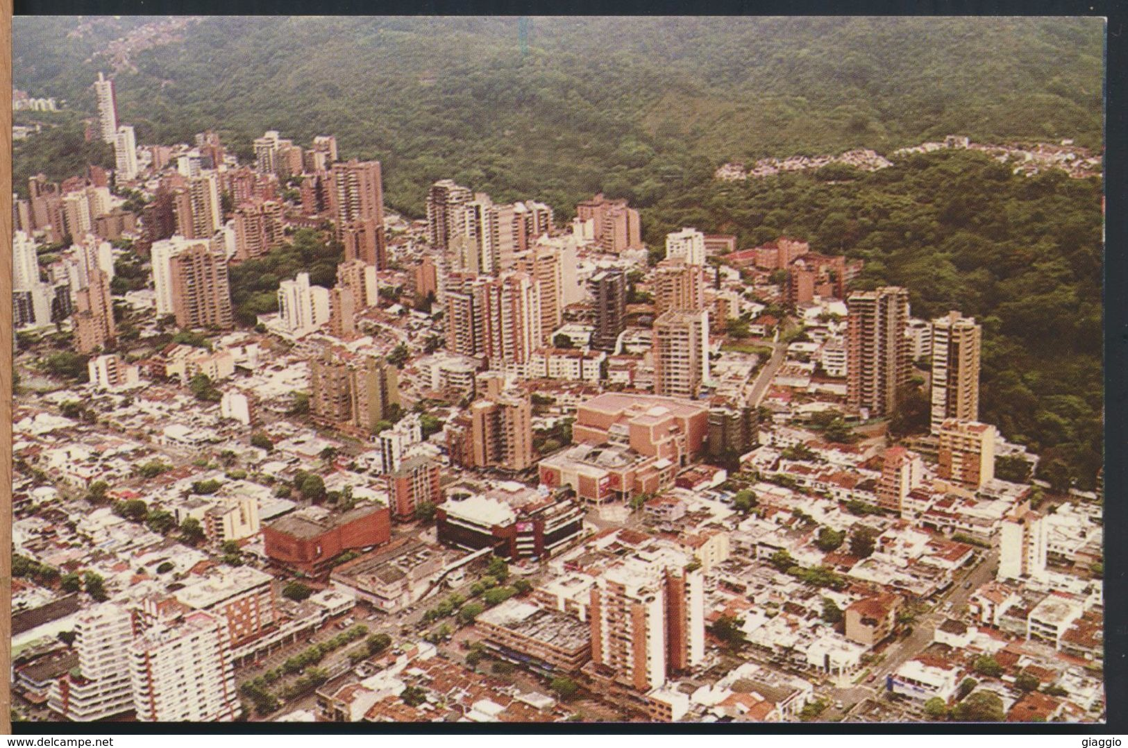 °°° 9378 - COLOMBIA - BUCARAMANGA - CENTRO COMERCIAL CANAVERAL °°° - Colombia