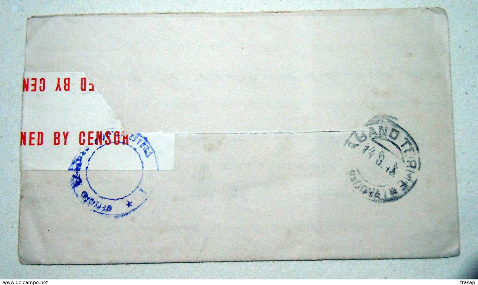 AUSTRALIA COWRA 1943 N 3 Card From Italian Pow CAMP 12 To ITALY AIR LETTER - 1937-52 George VI