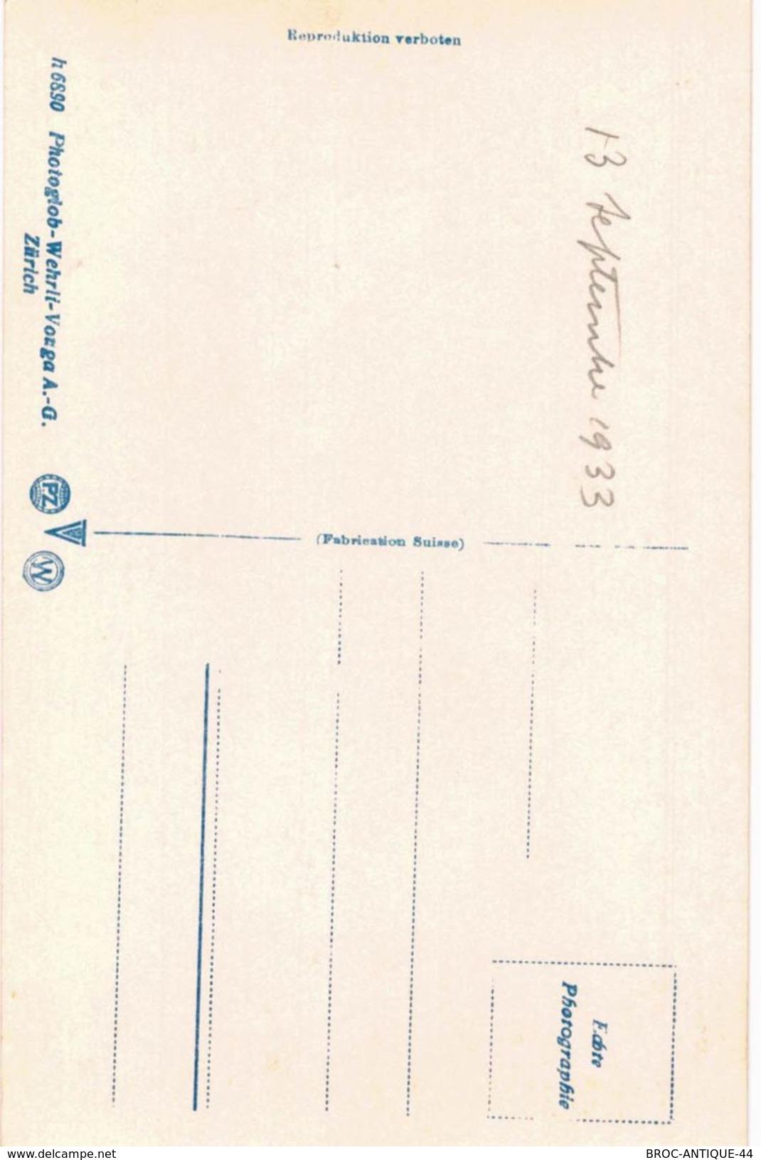 CPA N°11701 - MURREN - HOTEL EDELWEISS MIT JUNGFRAUGRUPPE - BE Bern