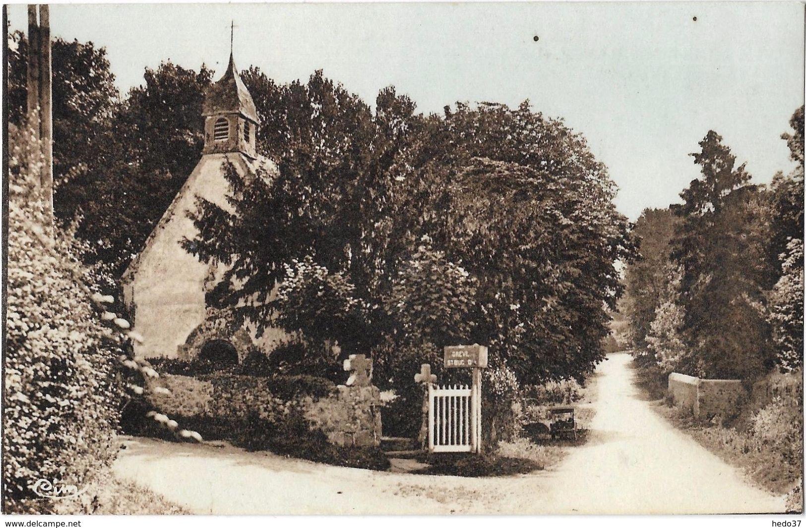 Le Minihic-sur-Rance - La Chapelle De St-Buc - Autres Communes