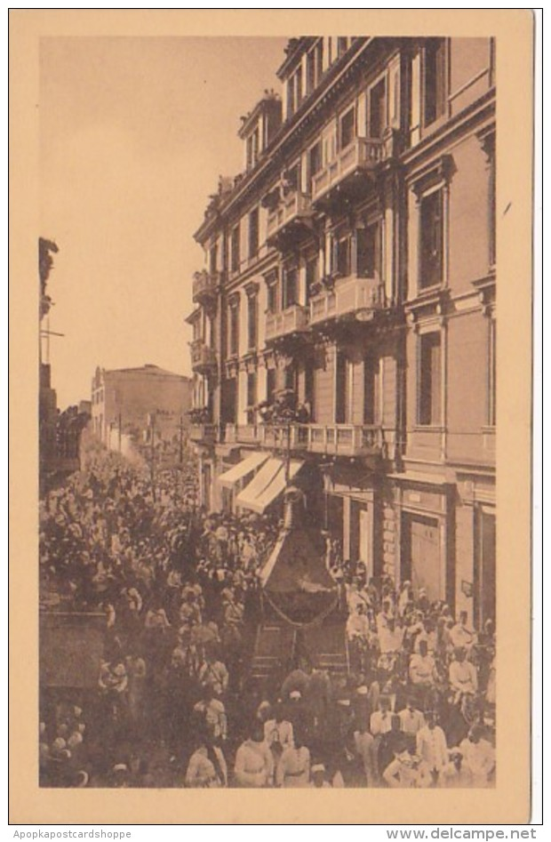 Egypt Alexandria Procession Of The Holy Carpet