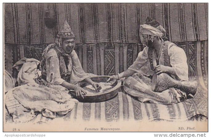 Morocco Femmes Mauresques