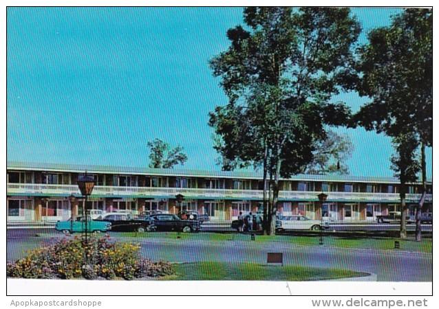 Canada Quebec Beauport Motel des Laurentides
