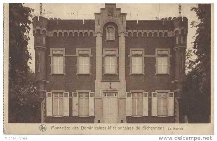 Monastère Des Dominicaines Missionnaires De Fichermont - Le Noviciat - Circulé En 1926 - Lasne  - Waterloo - TBE - Lasne