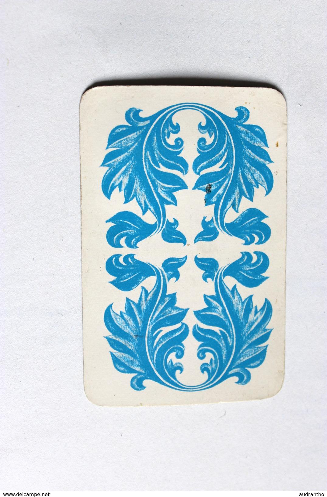 Carte à Jouer érotique Vintage Joker Pin Up Nue - Cartes à Jouer