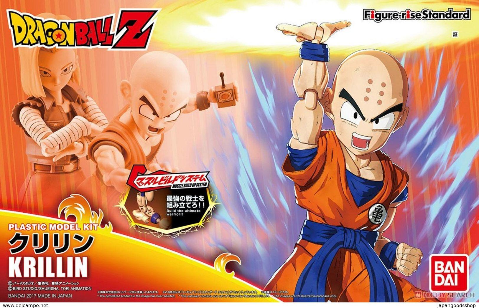 Dragon Ball : Krillin ( Bandai ) - Figurines
