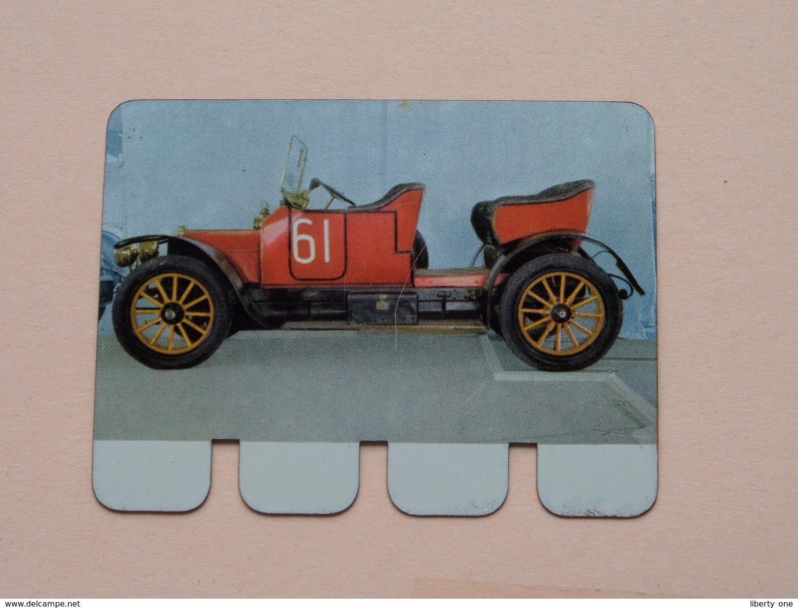 UNIC 1912 - Coll. N° 22 NL/FR ( Plaquette C O O P - Voir Photo - IFA Metal Paris ) ! - Plaques En Tôle (après 1960)
