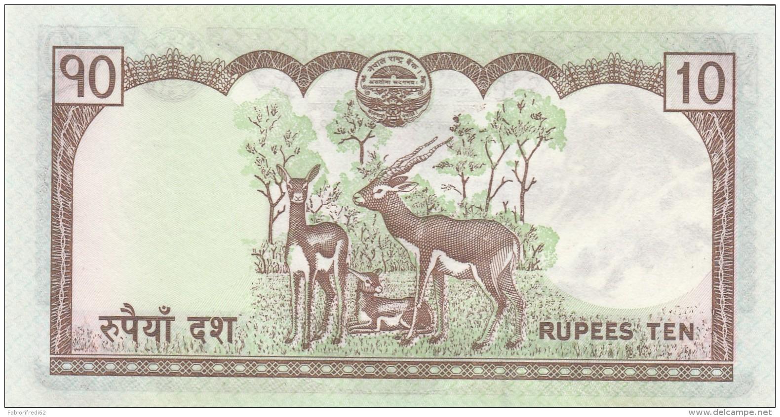 BANGLADESH 10 RUPIE -UNC - Bangladesh