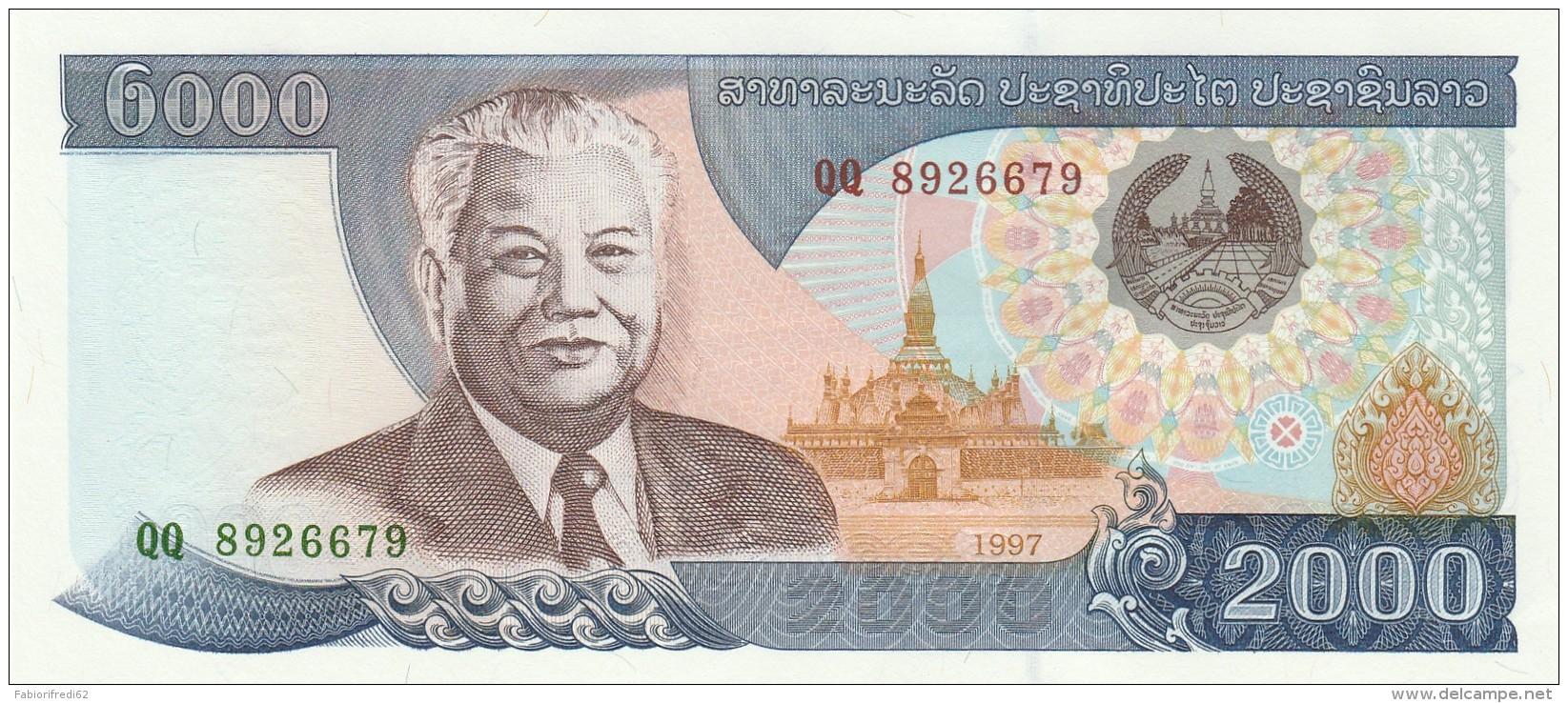 CAMBOGIA 2000 RIELS -UNC - Cambodia