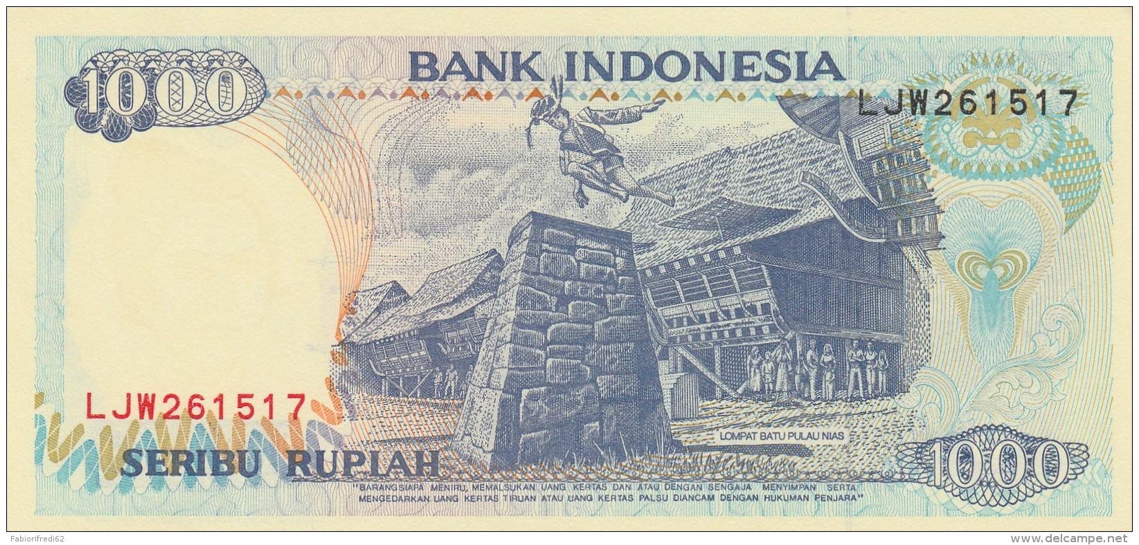 INDONESIA 1000 RUPIAH -UNC - Indonésie