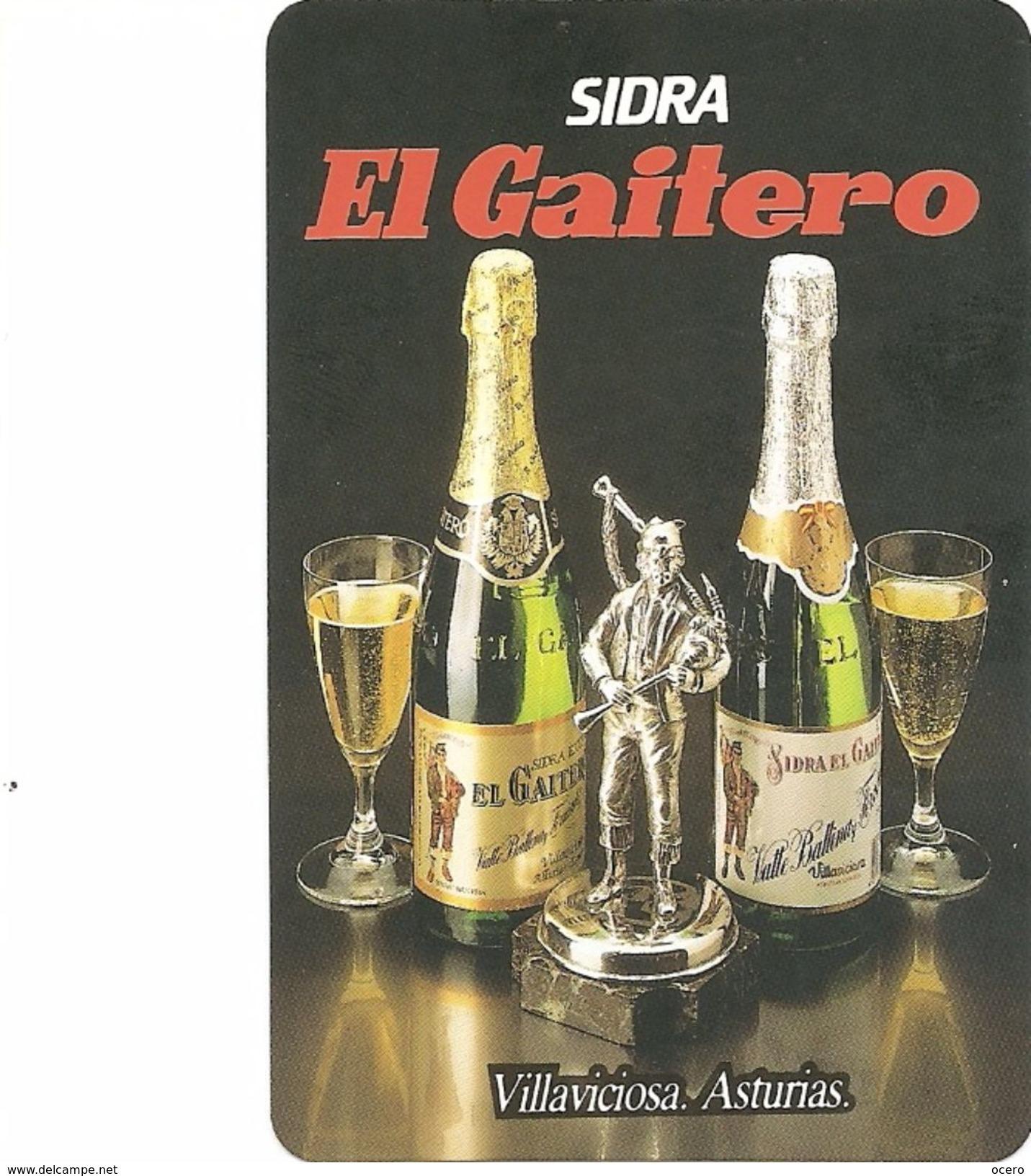 Calendario EL GAITERO, Villaviciosa (Asturias) - Calendarios
