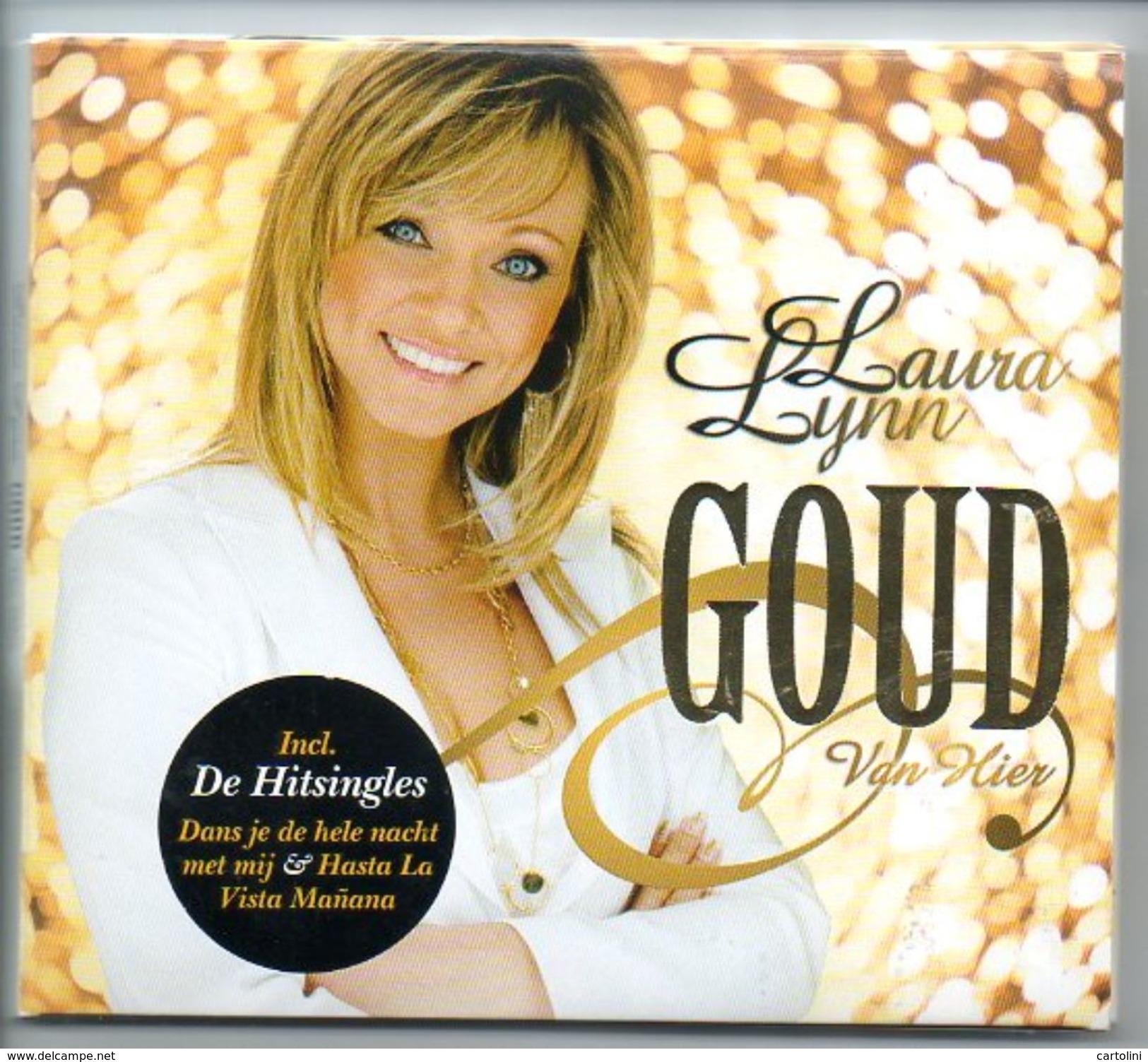 Laura Lynn Goud Schlagers Van Hier - Musik & Instrumente