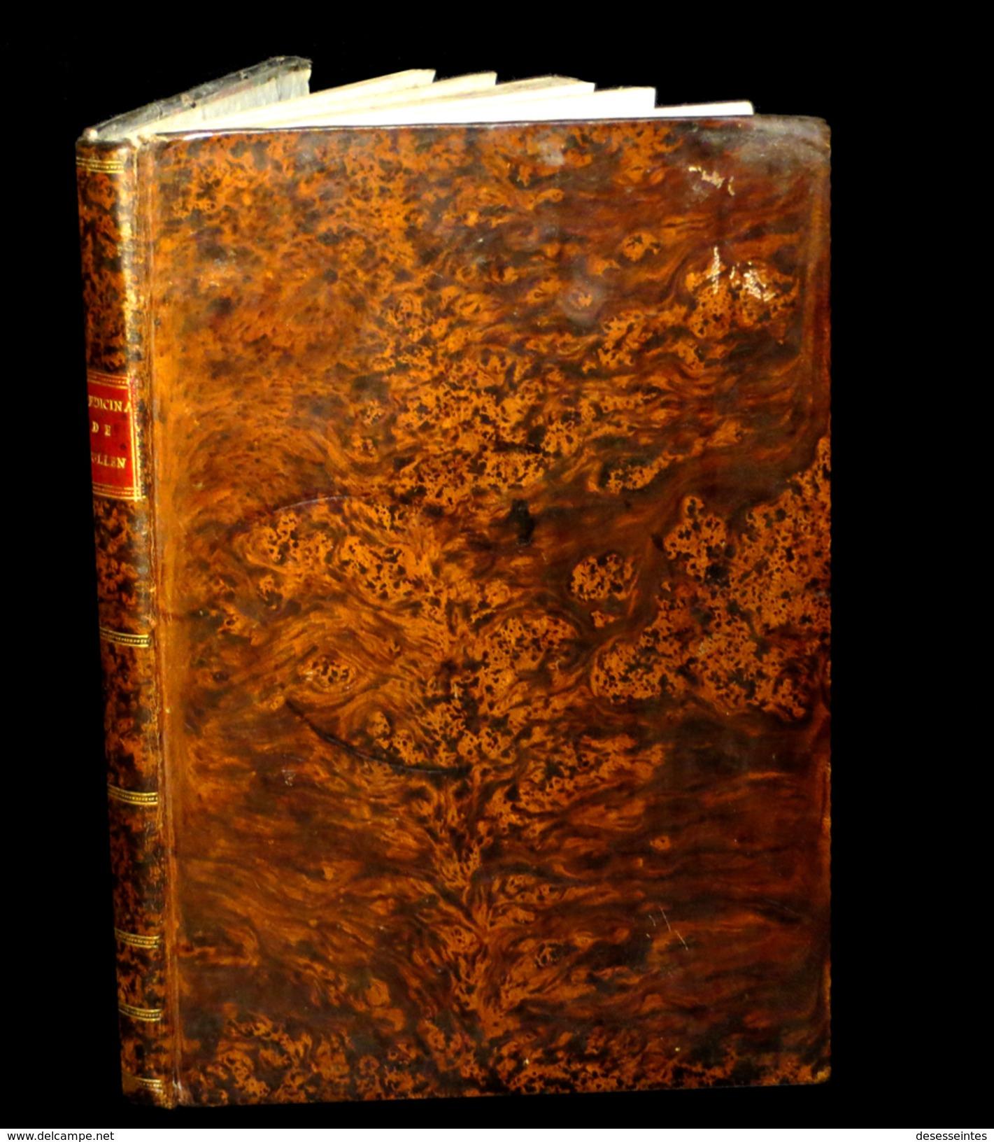 [MEDICINA NEUROLOGÍA FISIOLOGÍA NOSOLOGÍA] LAFON (Jean-Baptiste) - Introduccion A La Medicina De Cullen. 1793. - Livres, BD, Revues