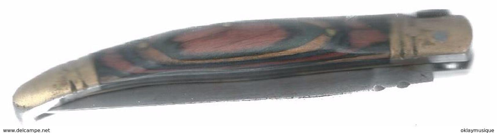Couteau De Collection Laguiole - Otras Colecciones