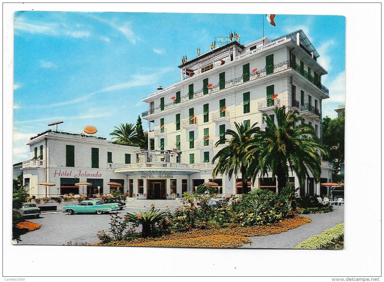 HOTEL JOLANDA BORDIGHERA    VIAGGIATA  FG - Imperia
