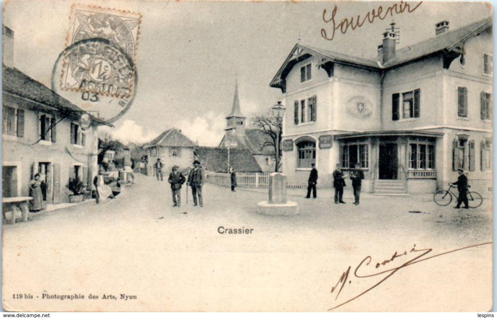 26 - CRASSIER - France