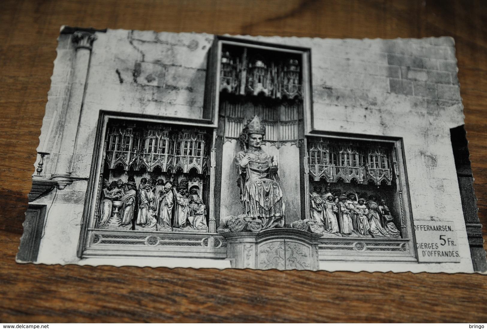 99- Zoutleeuw/Lèau, Sint Leonardus Retabel - Zoutleeuw