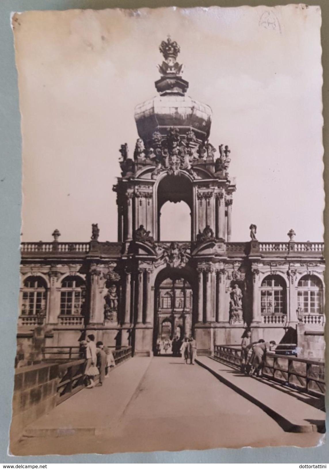 DRESDEN - Zwinger - Kronentor - Nv - Dresden
