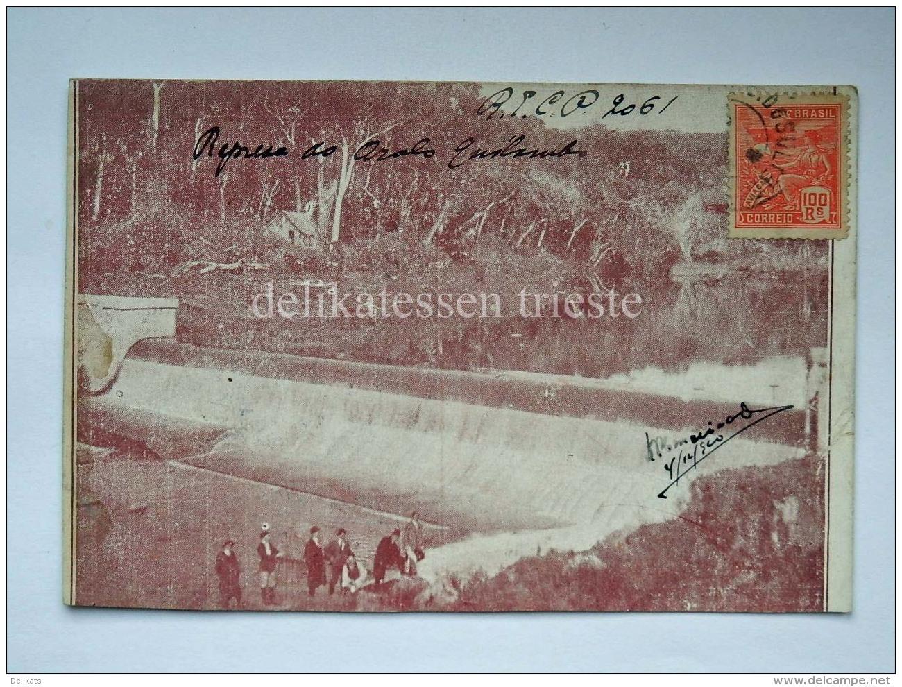 BRASILE BRAZIL PELOTAS Old Postcard - Altri