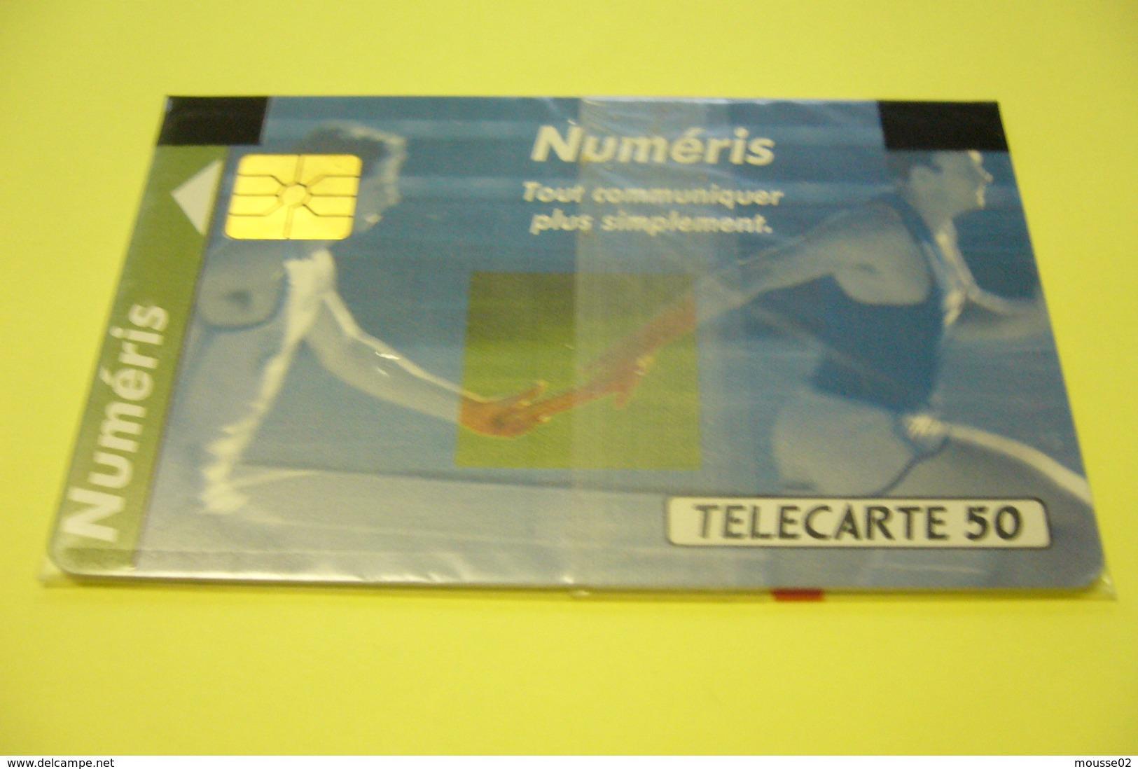 Télécarte  50 U  NUMERIS   NEUVE SOUS BLISTER - Monaco