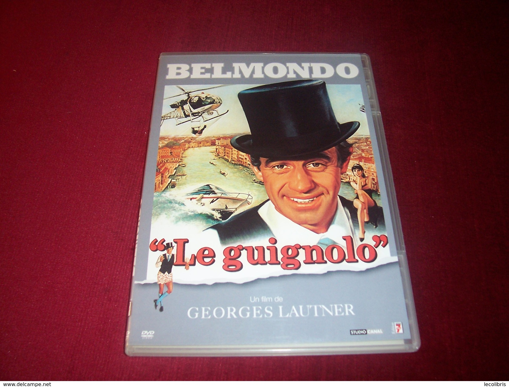 BELMONDO  ° LE GUIGNOLO - Policiers