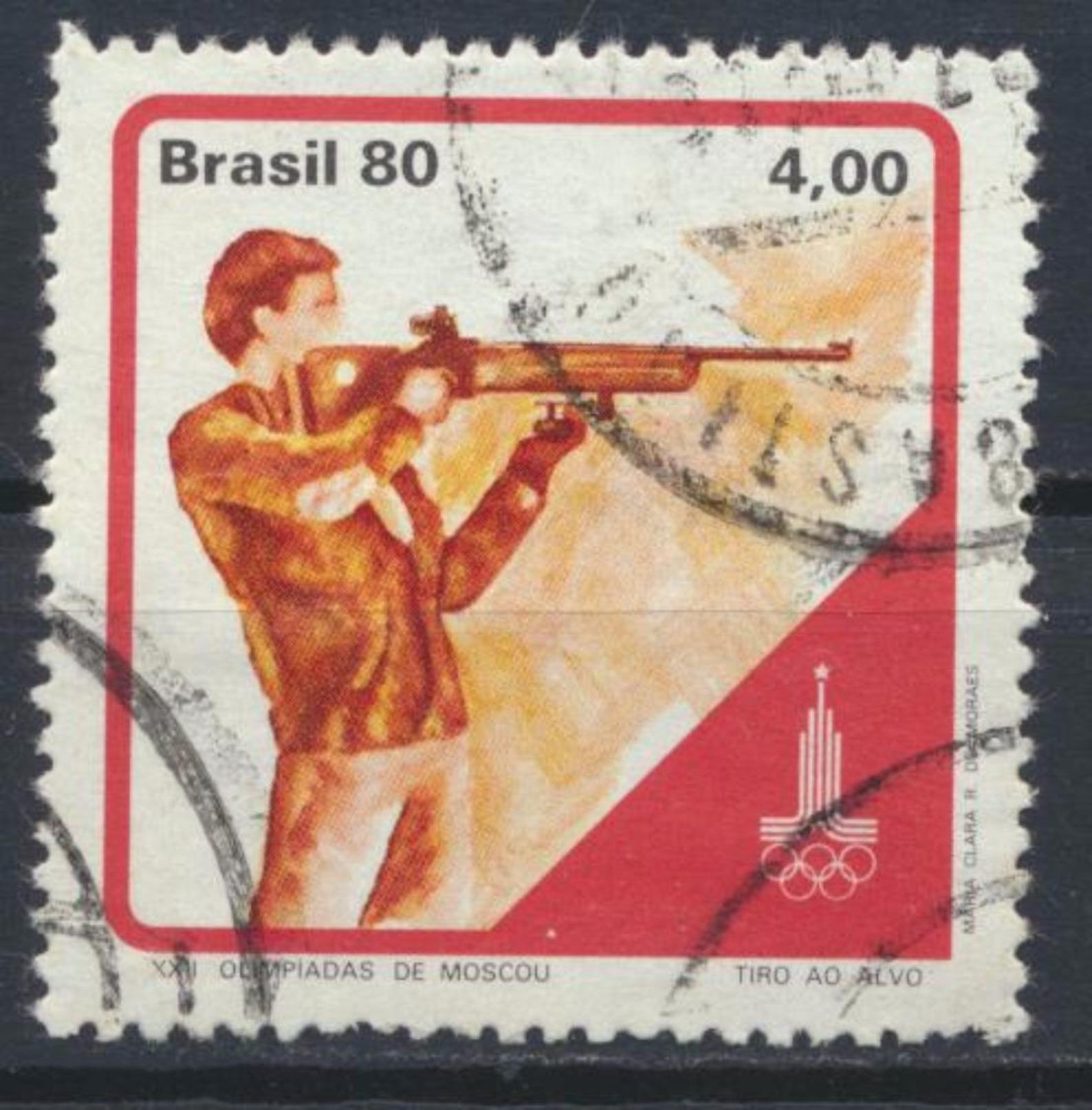°°° BRASIL - Y&T N°1434 - 1980 °°° - Brasil