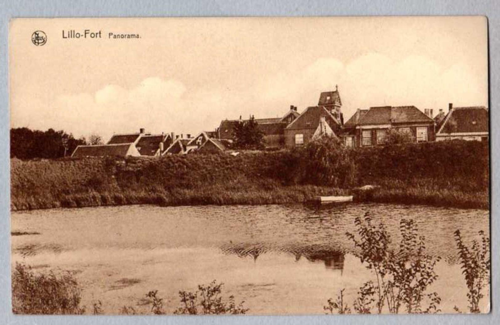 Belgique - Lillo-Fort : Panorama ( Antwerpen Anvers ) - Belgium