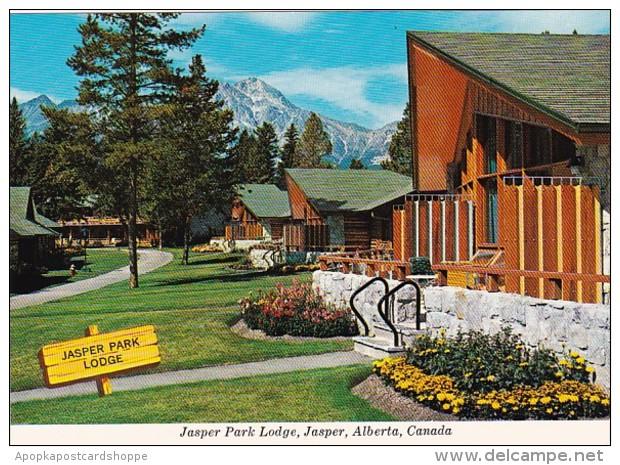 Canada Jasper The Jasper Park Lodge
