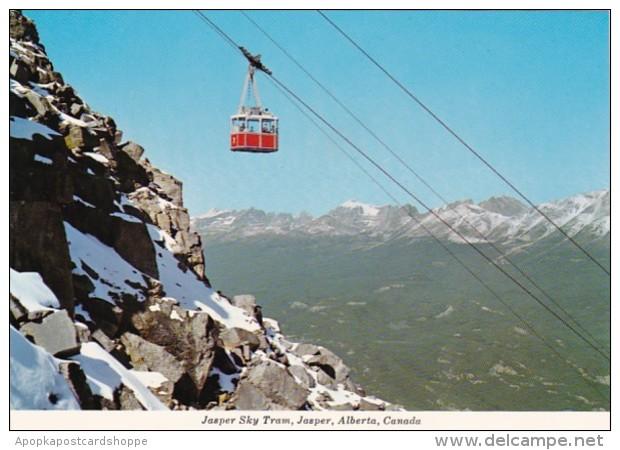 Canada Jasper The Jasper Sky Tram