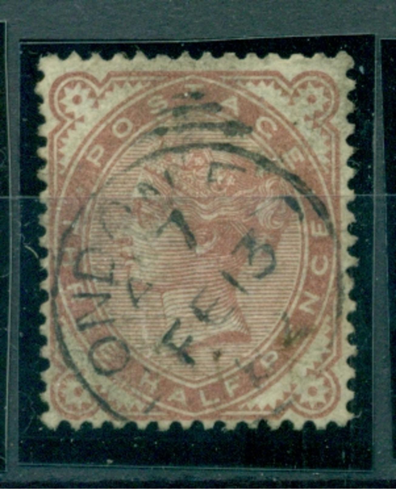 Grossbritannien. Königin Victoria, Nr. 57 Gestempelt - 1840-1901 (Viktoria)
