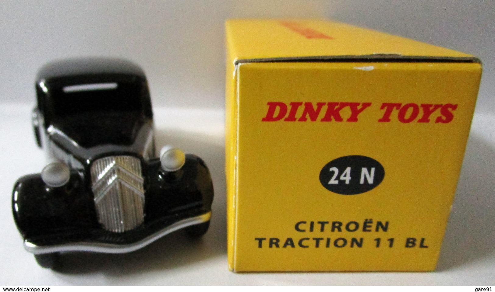 DINKY TOYS ATLAS  CITROEN TRACTION 11BL - Autres