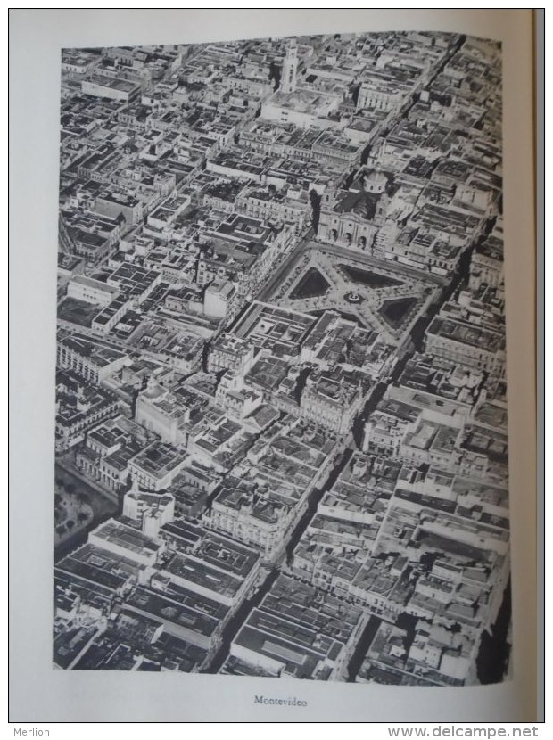 SA193  Old Print  Paraguay  Rio Monday  - (backside: Uruguay MONTEVIDEO )   1931 - Estampes & Gravures