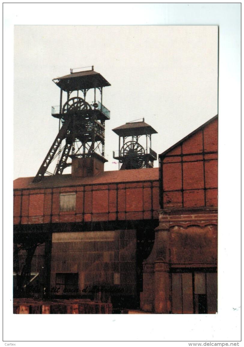 18839   Cpm  BOULIGNY  : Mine De Fer D'Amermont Dommary , Superbe Ccliché 1985  De Patrick Rezzonico  ACHAT DIRECT !! - France