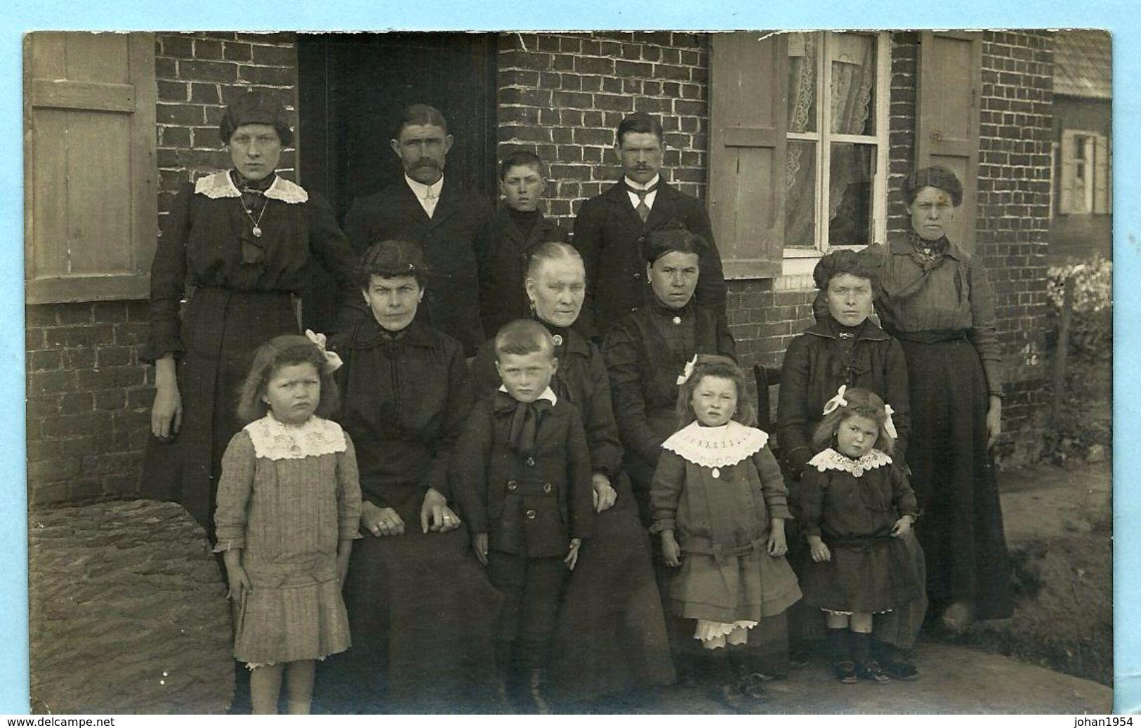 Fotokaart MOORSEL - Familie Wauters - Aalst