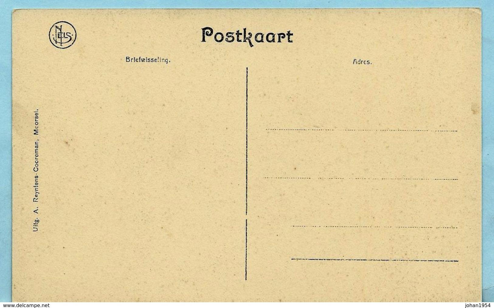 MOORSEL - Gemeentehuis - Aalst