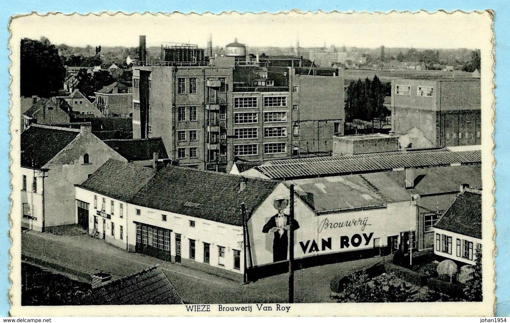 WIEZE - Brouwerij Van Roy - Lebbeke