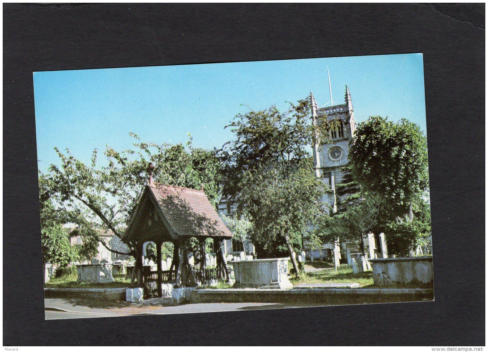 """73432     Regno  Unito,   St. Mary""""s  Church,  Alverstoke,  NV(scritta) - Non Classificati"""