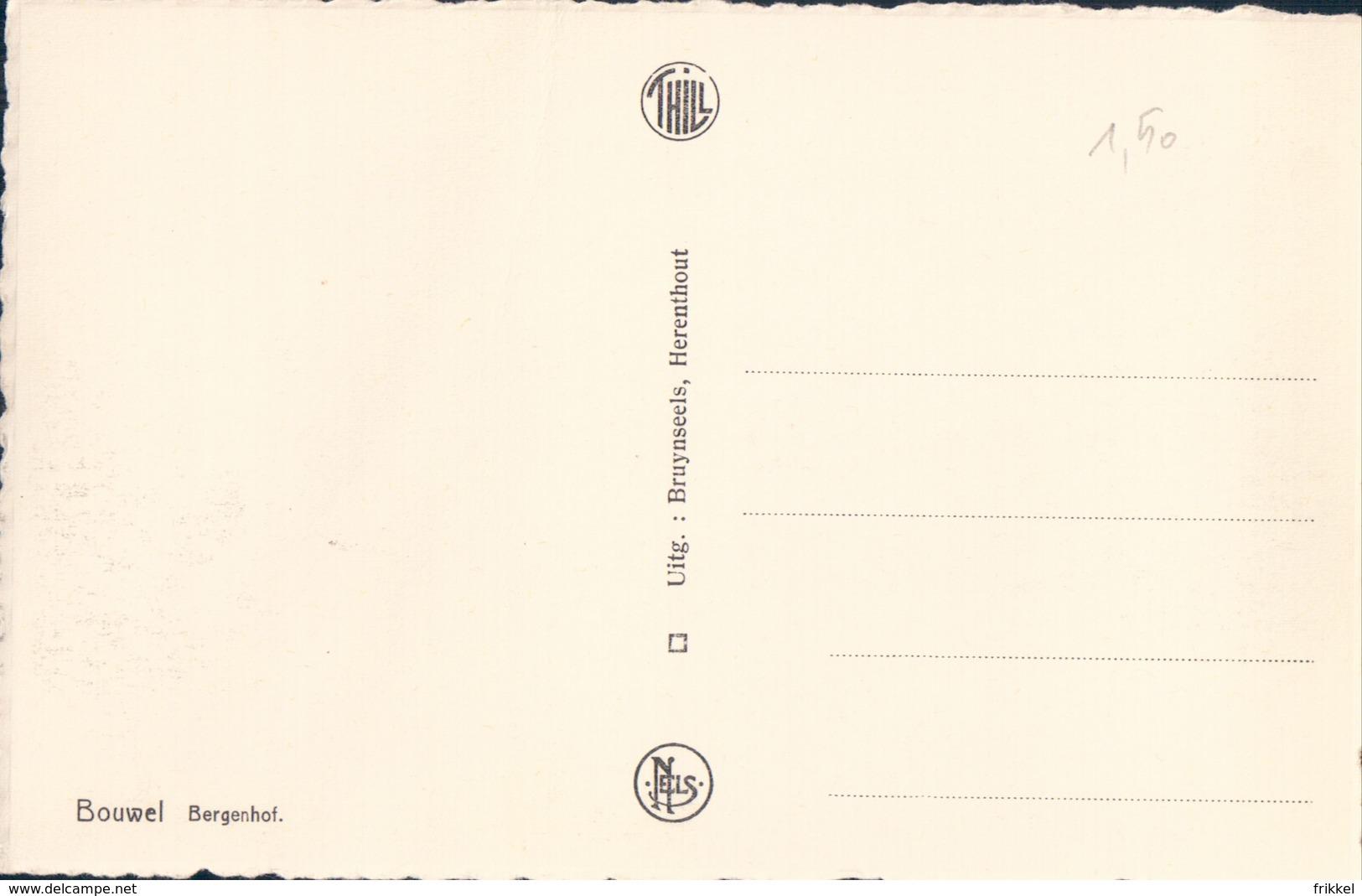 Bouwel Bergenhof - Herenthout