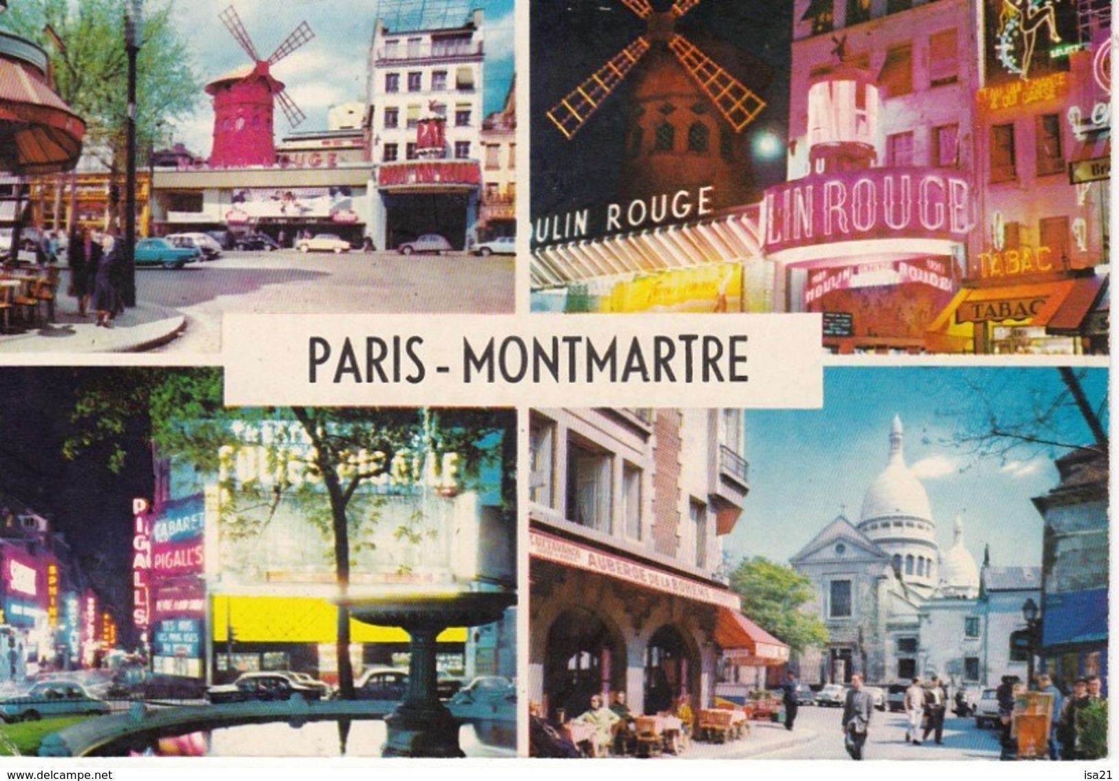Lot De 80 CPSM Sur PARIS, Seine, 75, Vues Diverses, Toutes Différentes... - Cartoline
