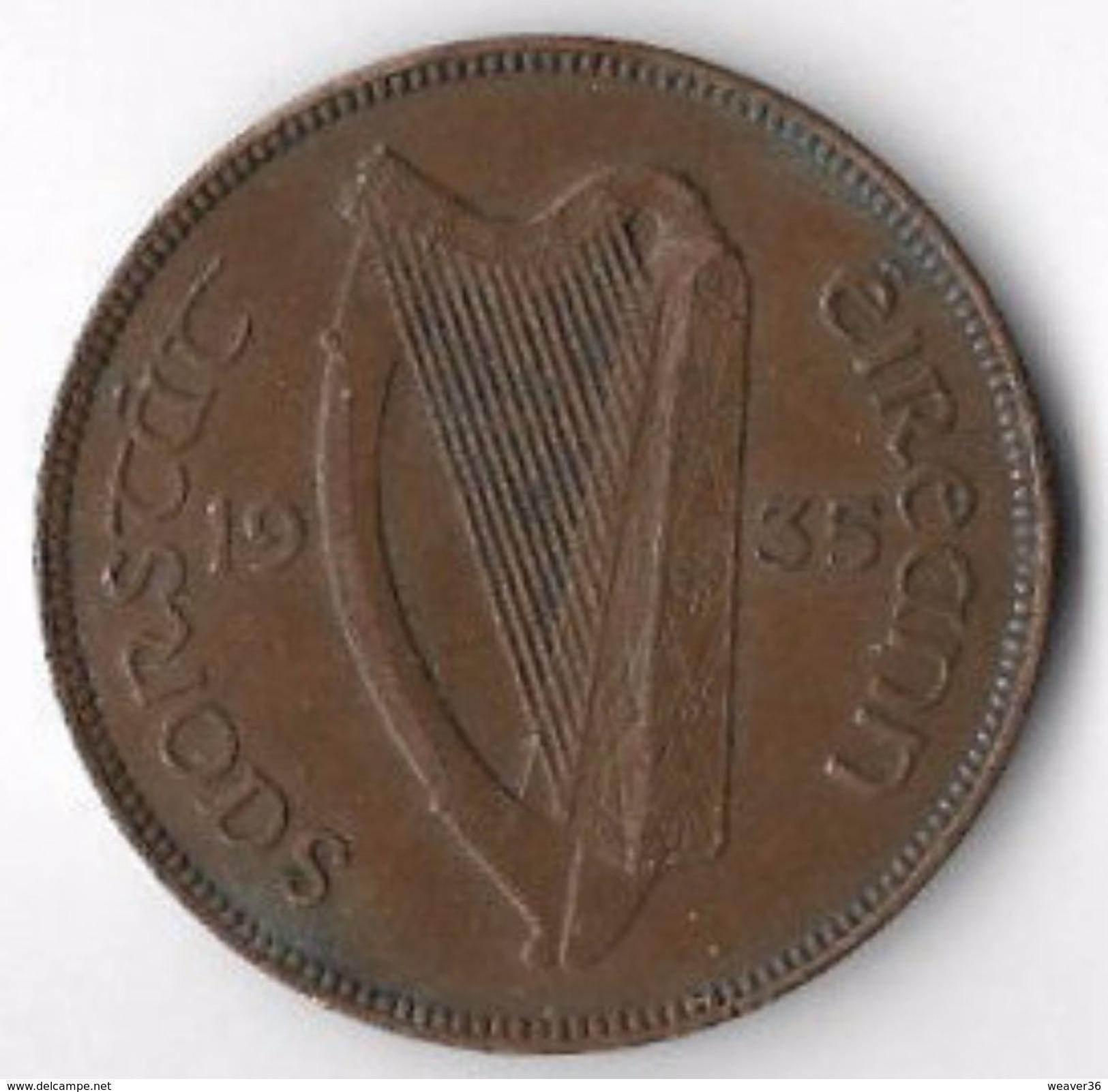 Ireland 1935 1d [C663/2D] - Ireland
