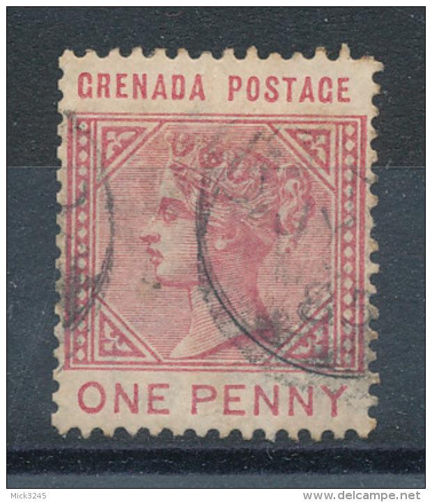 Grenade  N°14 (o) - Grenada (...-1974)