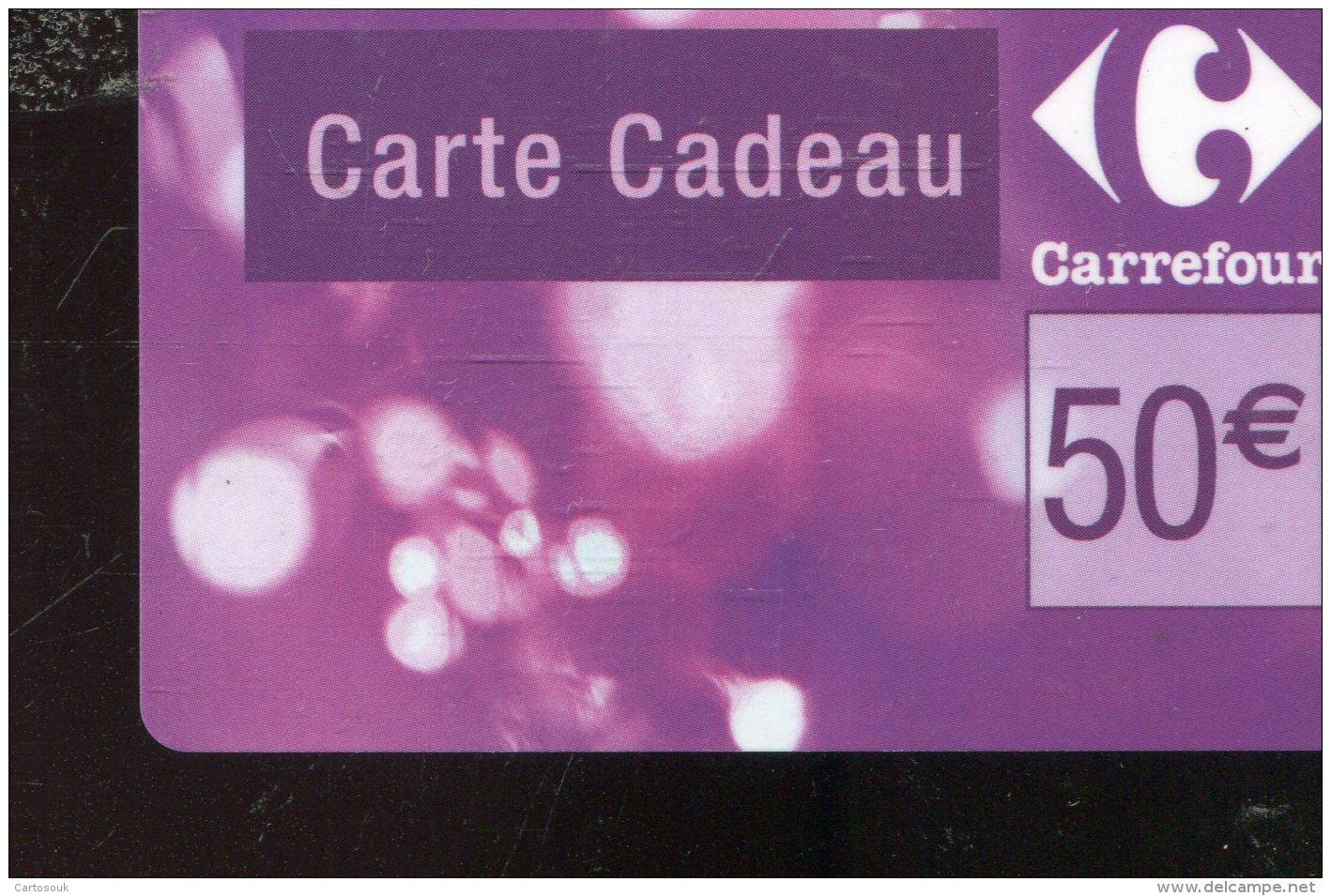 CA0122   CARTE CADEAU FRANCE A VOIR - Cartes Cadeaux